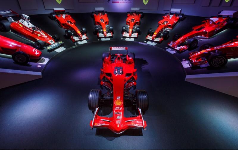 Ferrari Museum of Maranello