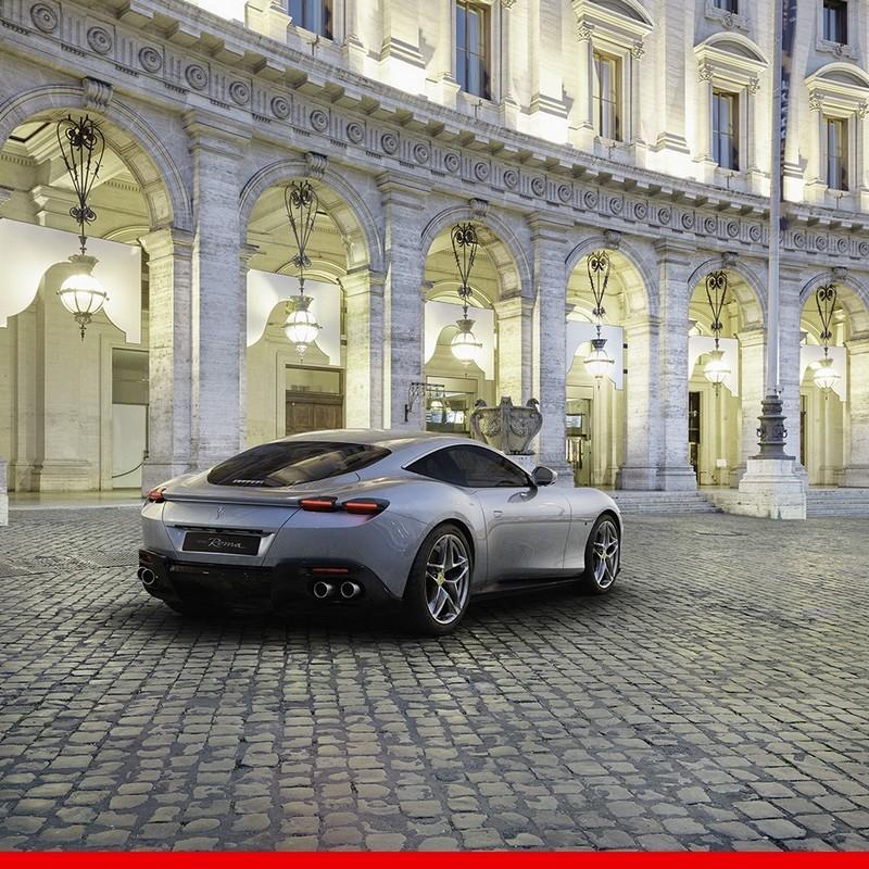 Ferrari Rome 2019-01