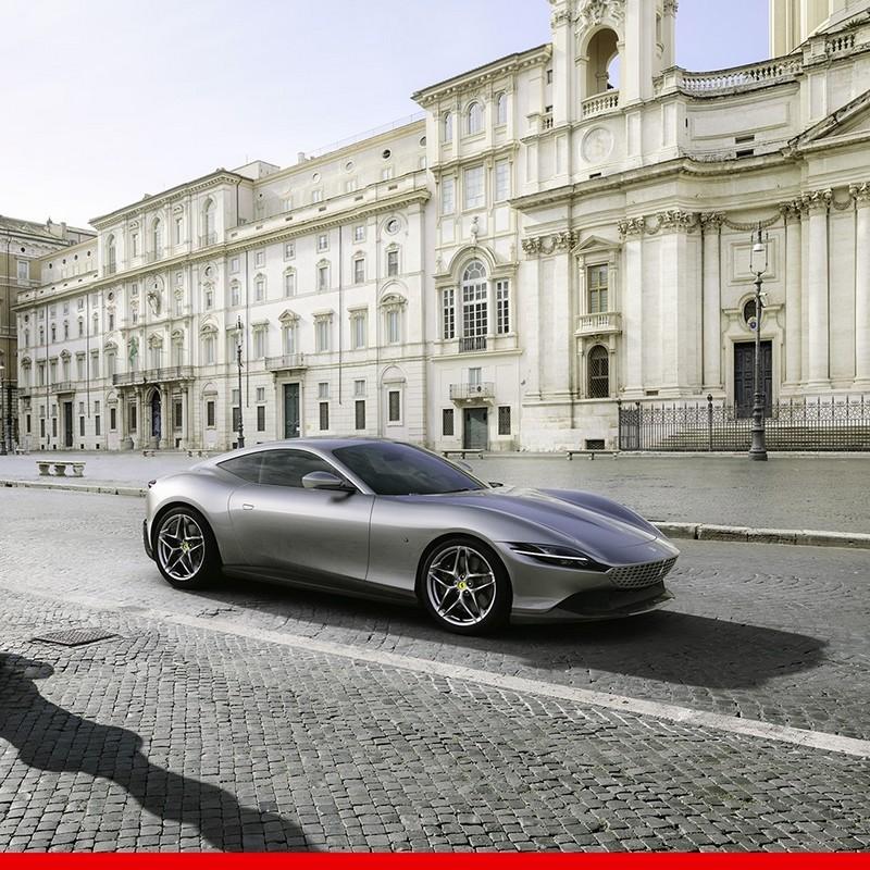 Ferrari Rome 2019-03