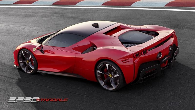Ferrari SF90 Stradale 2019-