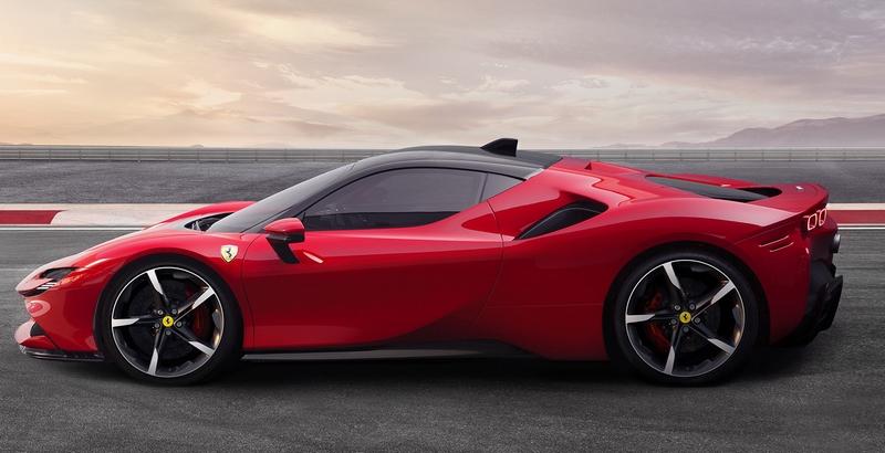 Ferrari SF90 Stradale 2019-01