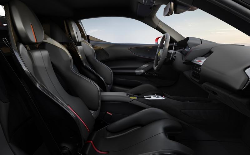 Ferrari SF90 Stradale - interior -