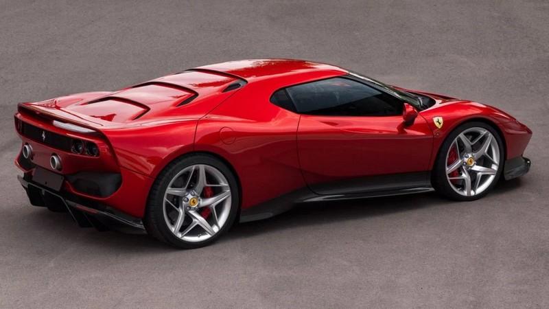 Ferrari SP38 car