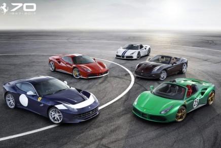 Ferrari on course for €1bn annual profit as supercar demand rises