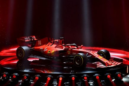 Ferrari unveil new car with F1 teams set to agree more equitable revenue deal