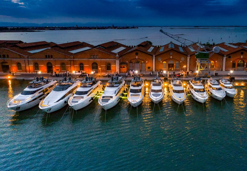 Ferretti Yachts - a 50-year voyage of excellence