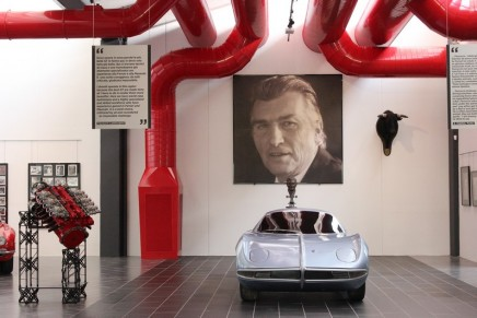 """""""You buy a Lamborghini when you are somebody."""" Ferruccio Lamborghini Museum Centenary Anniversary"""