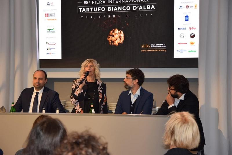 Fiera Internazionale del Tartufo Bianco d'Alba 2018-04