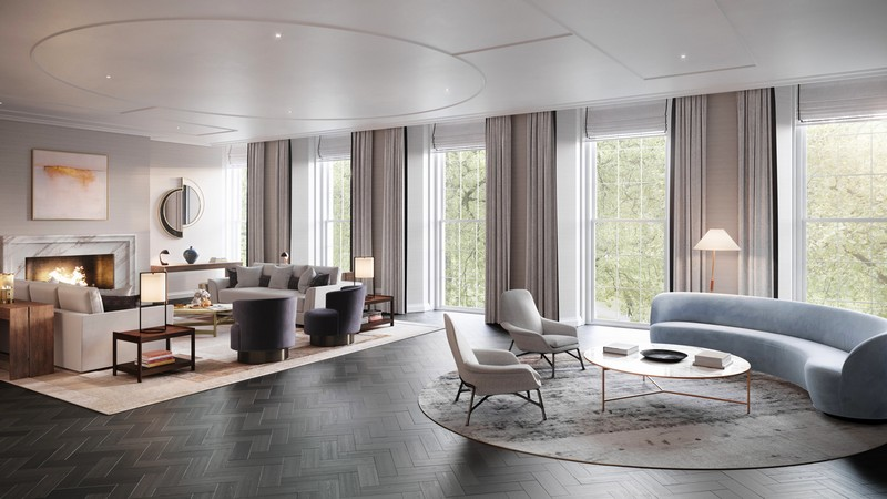 Finchatton To Bring London's First Four Seasons Private Residences To Twenty Grosvenor Square-2018