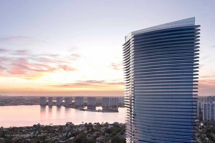 The Residences by Armani/Casa Sunny Isles – First Armani/Casa Model Residence in America