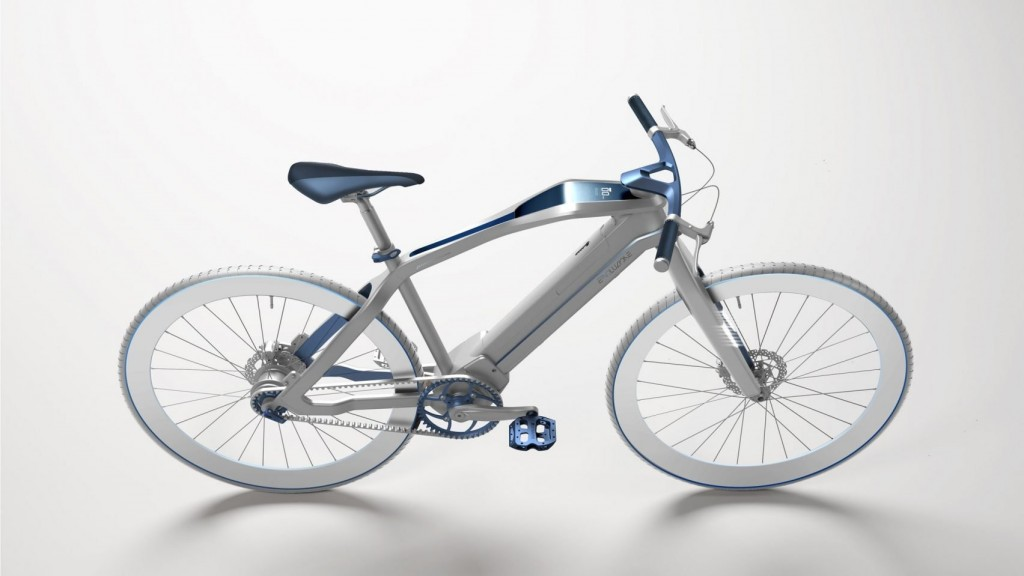 First Electric Bike Project by Pininfarina