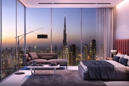 A new age of elevated residential hotel living: Rosewood Hong Kong, SLS Dubai, Four Seasons Nashville