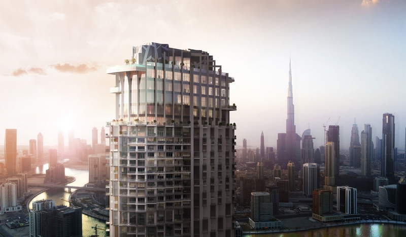First SLS property in the Middle East, SLS Dubai Hotel & Residences.