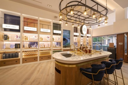 This exciting new space in Madrid promises to become a leading destination for Scotch lovers
