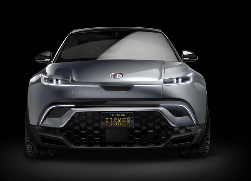 Fisker Ocean All Electric SUV 2020