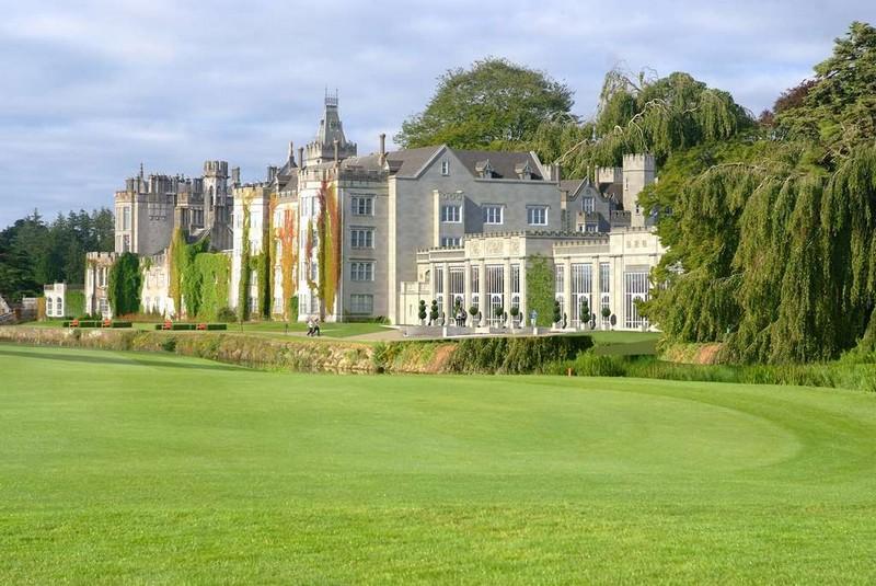 Five-Star Castle Hotel Adare Manor - Ballroom Exterior