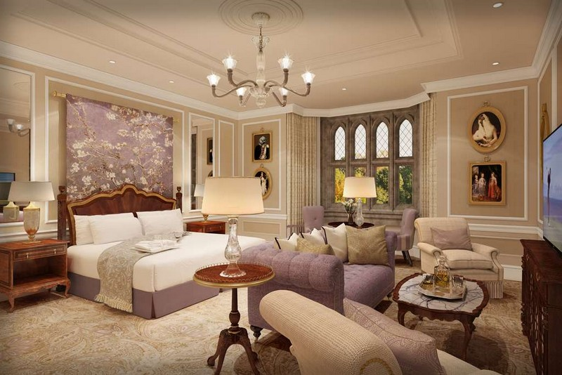 Five-Star Castle Hotel Adare Manor - Deluxe Westwing Room