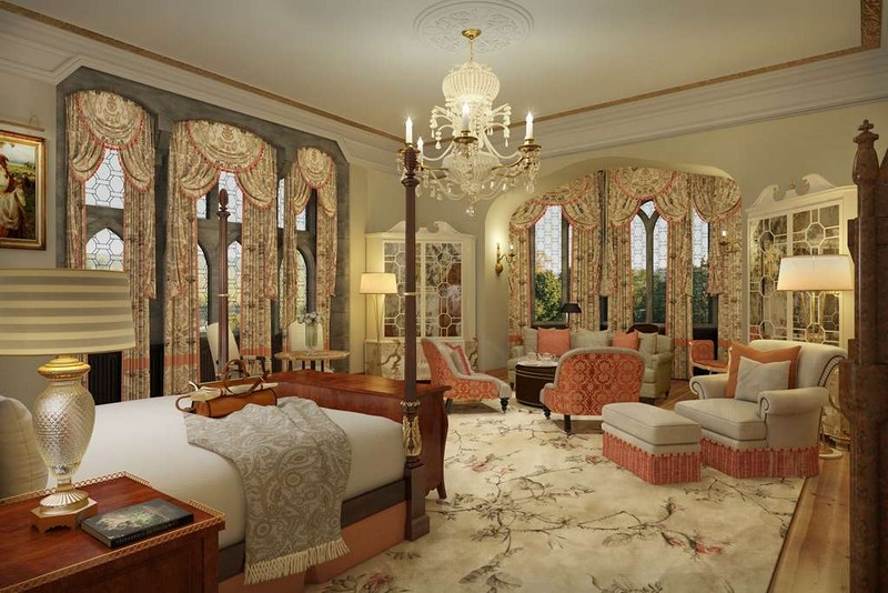 Five-Star Castle Hotel Adare Manor - Dunraven Stateroom