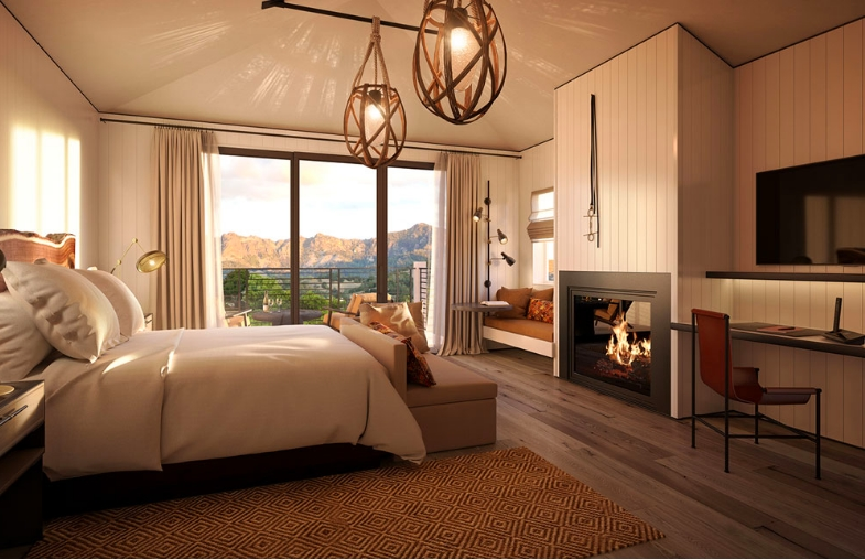 Five-star Four Seasons Resort and Private Residences to land in Napa Valley - The Resort gallery