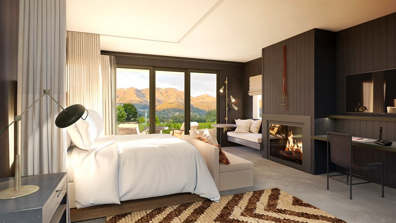 Five-star Four Seasons Resort and Private Residences to land in Napa Valley - The Resort photos