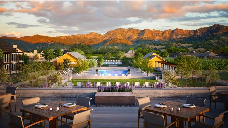 Five-star Four Seasons Resort and Private Residences to land in Napa Valley - The Resort
