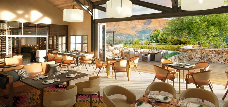 Five-star Four Seasons Resort and Private Residences to land in Napa Valley -TheResort - dining