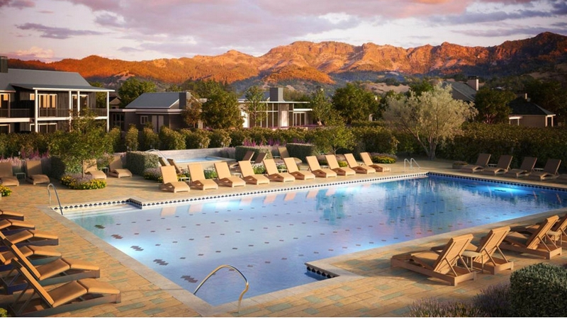 Five-star Four Seasons Resort and Private Residences to land in Napa Valley -TheResort