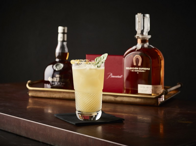 Fleming's Prime Steakhouse & Wine Bar is partnering with Tequila Herradura and Baccarat