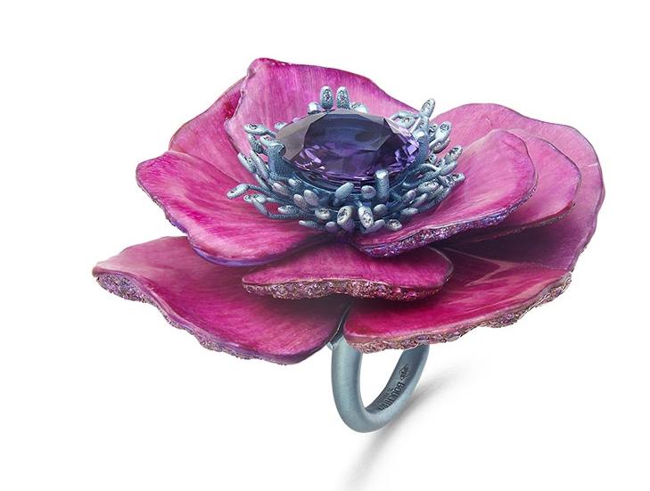 Fleur Éternelle Rings Variations