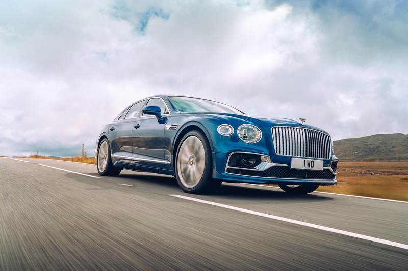Flying Spur First Edition 2019 - 03