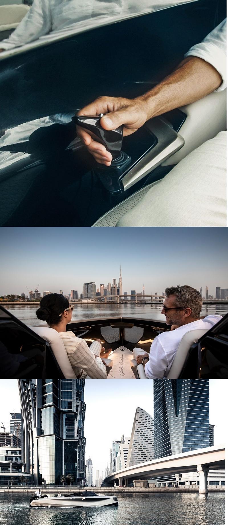 Foiler Flying Yacht 2020-