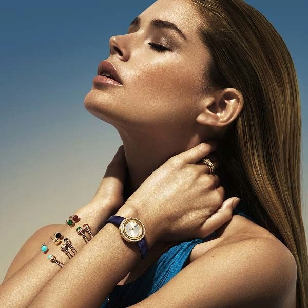 Follow the stunning Doutzen Kroes inside Piaget's journey on the sunny side of life.
