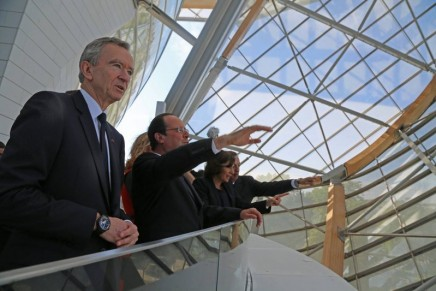 """Fondation Louis Vuitton, the new """"must"""" on the Paris cultural scene, celebrates its first anniversary"""