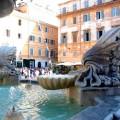 Fontana di S Maria in Trastevere