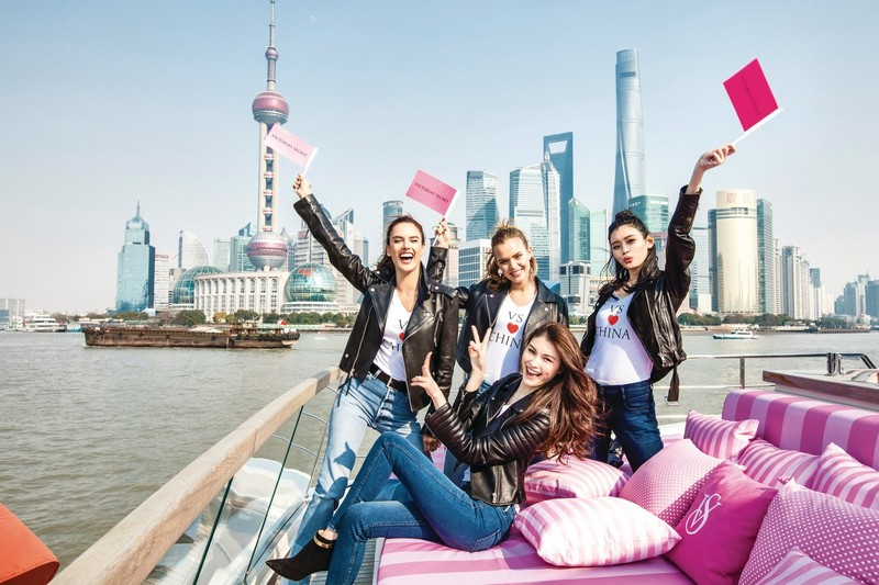 For the first time, the Victoria's Secret Angels will be filmed in Shanghai,