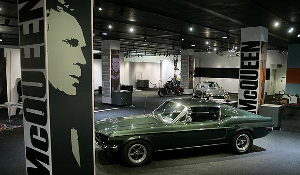 Ford Mustang Fastbacks used in Steve McQueen film Bullitt