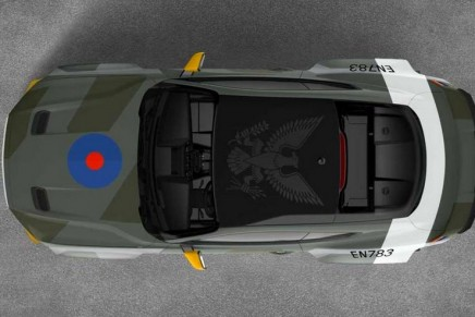 Aircraft-inspired Ford Mustang GT to debut at Goodwood Festival of Speed 2018