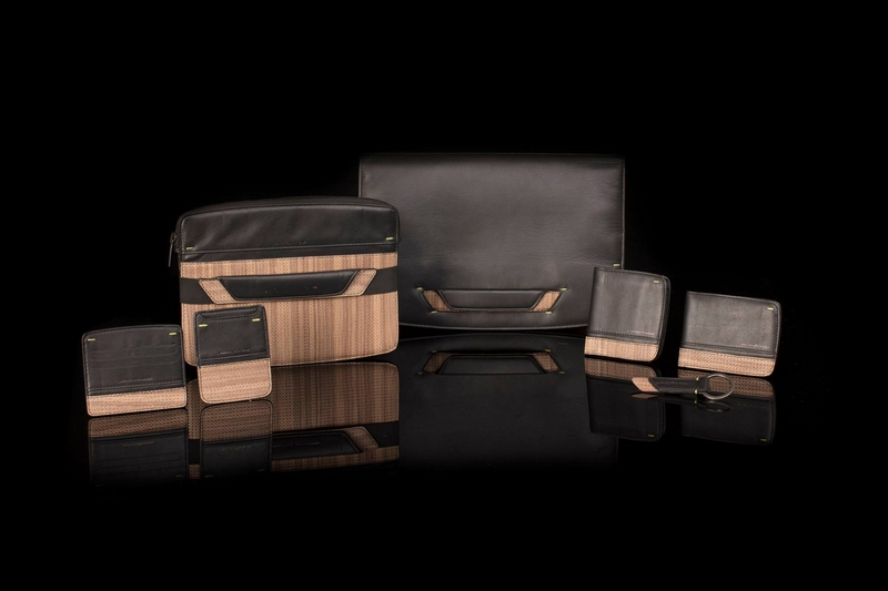 Forever Pininfarina Folio is the new line of business accessories created by NAPKIN and Pininfarina-