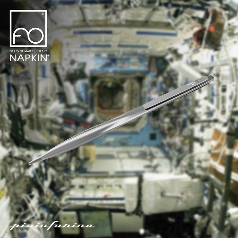 Forever Pininfarina Space is at work on International Space Station