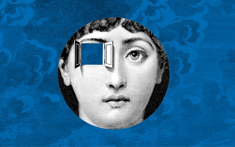 Fornasetti. Inside Out Outside In