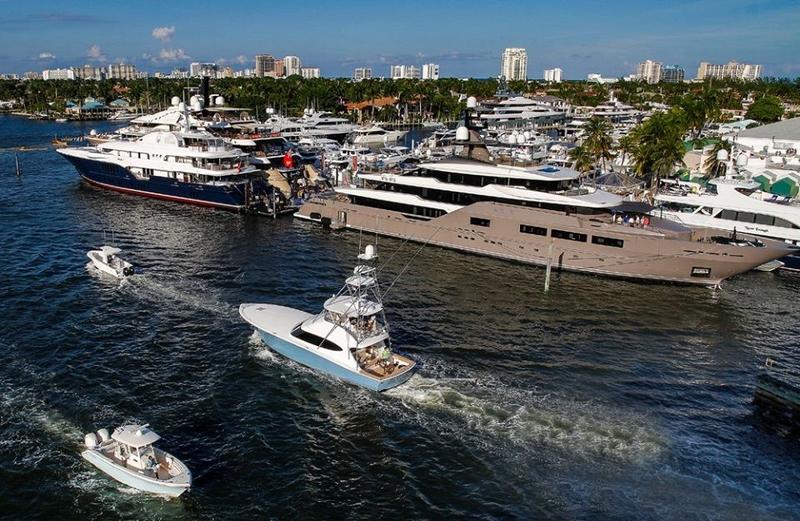 Fort Lauderdale International Boat Show 2019 - FB