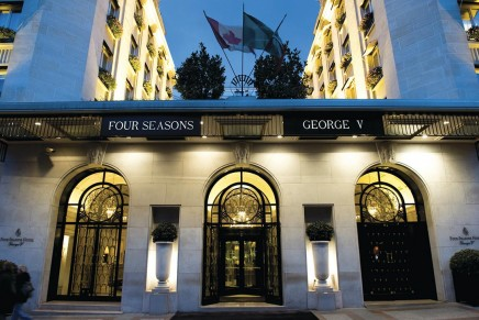 Luxury hotel satisfaction reaches record high: survey. Four Seasons, Kimpton and Hilton have the happiest guests