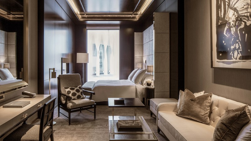 Four Seasons Hotel London at Ten Trinity Square - now open-2017-