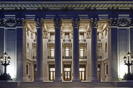 One of London's landmarks is now home to the new Four Seasons Hotel London at Ten Trinity Square