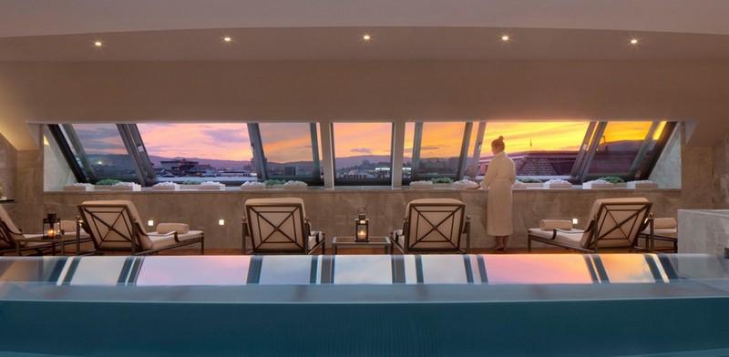 Four Seasons Hotel des Bergues Geneva-