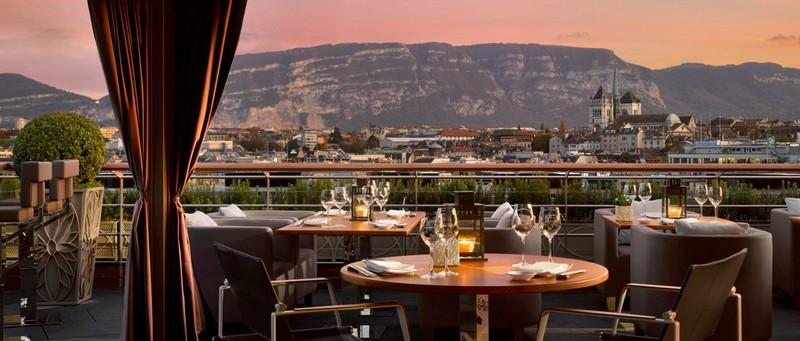 Four Seasons Hotel des Bergues Geneva--