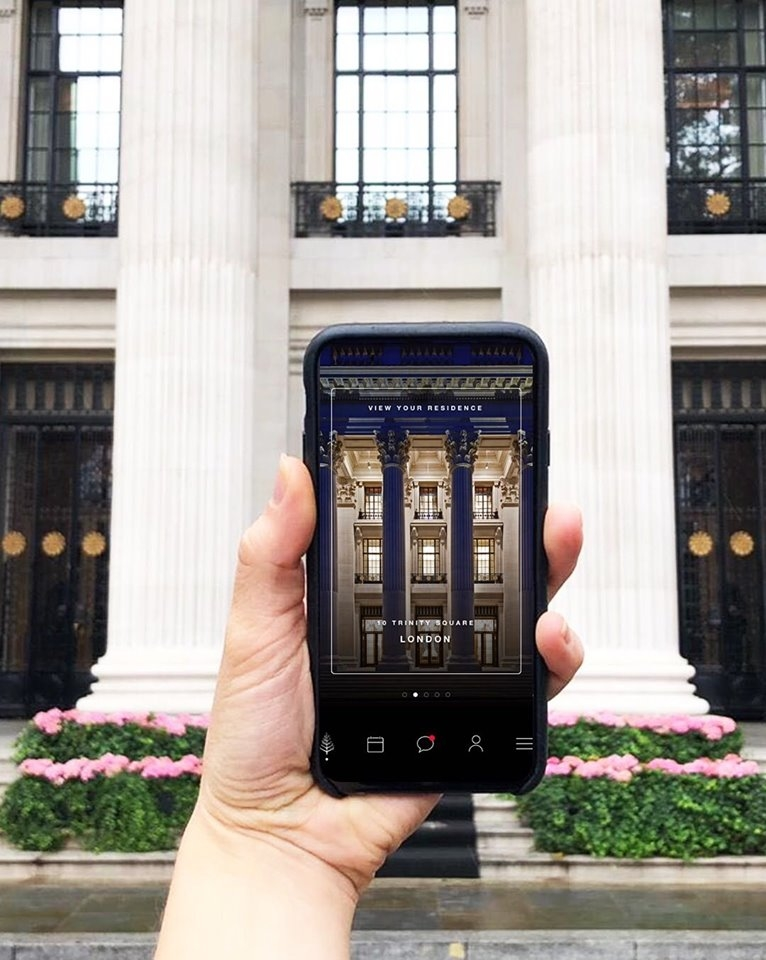 Four Seasons Hotels and Resorts App 2019