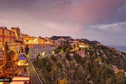 The famed Sicilian hotel San Domenico Palace in Taormina to reopen as a Four Seasons experience