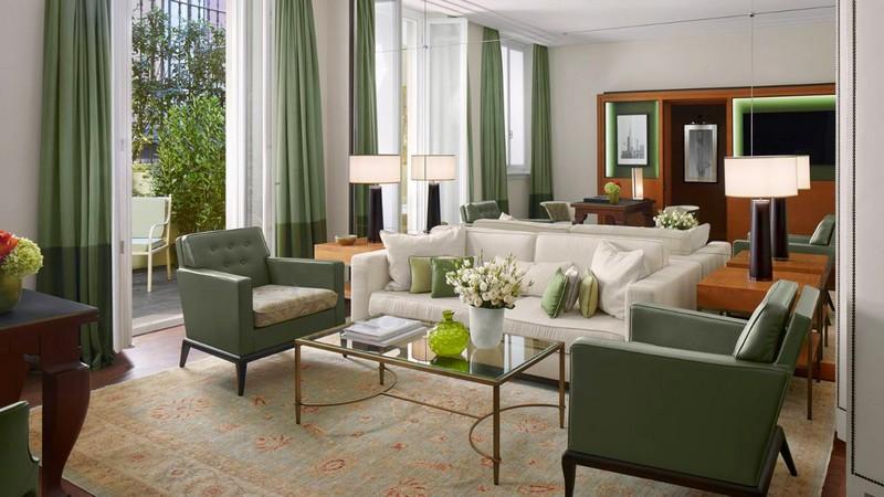 Four Seasons Milano Executive Suite