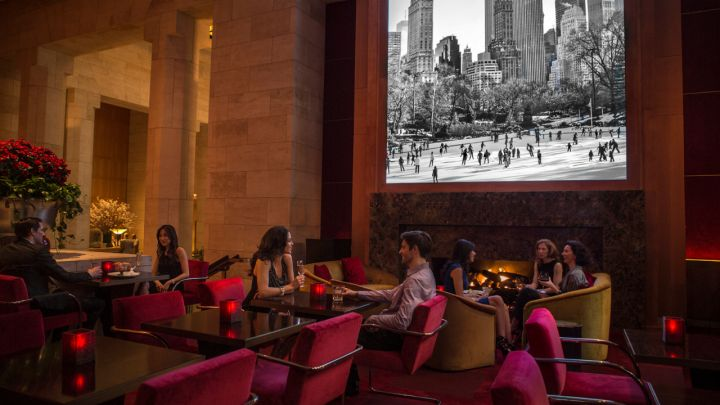 Four Seasons New York Dining--